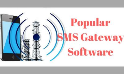 Popular sms gateway software