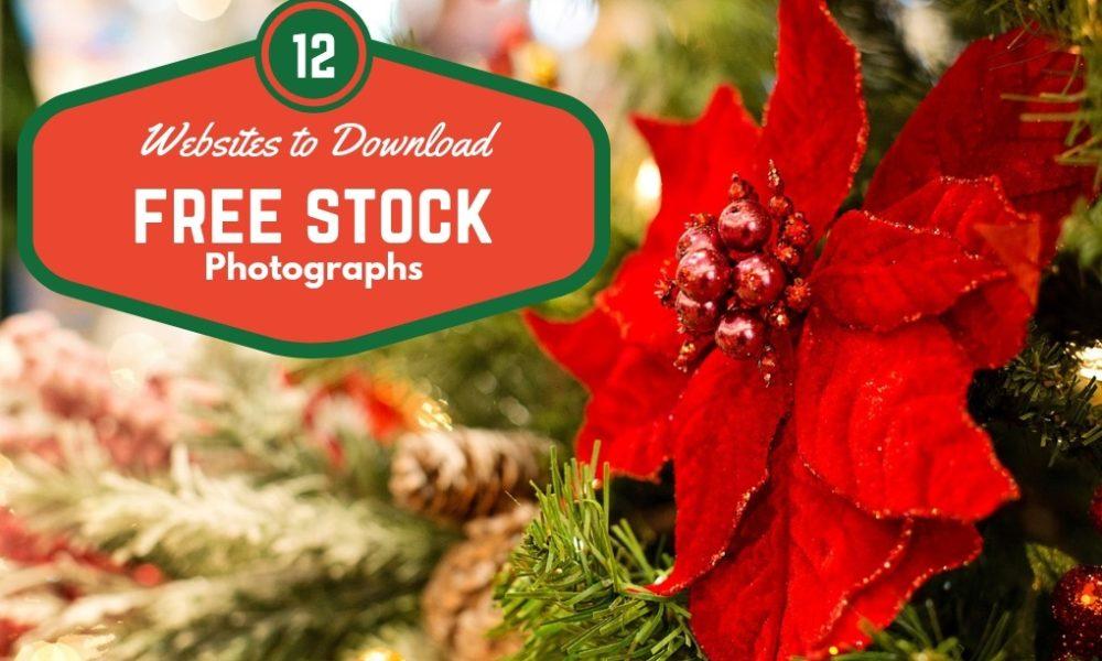 Free stock photographs christmas