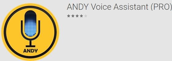 andy assistant app