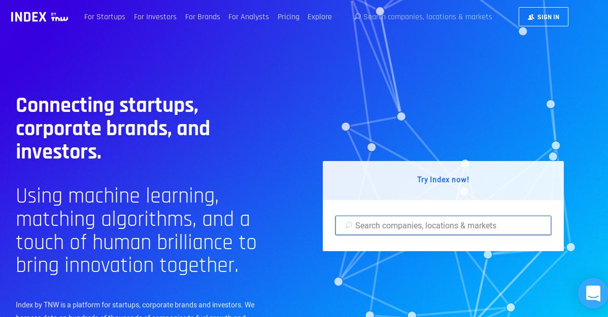 Index Platform