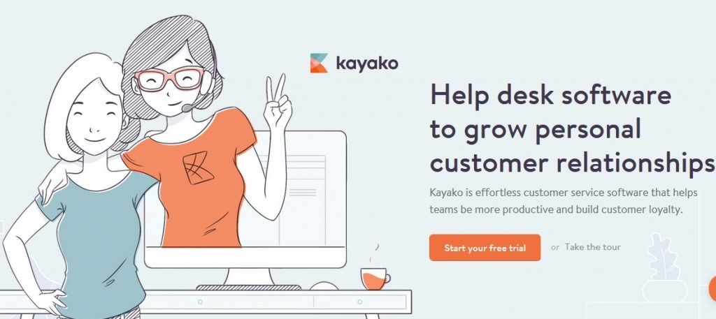 kayako software