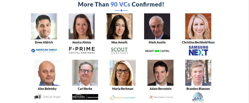 Young Startup Venture Summit VCs