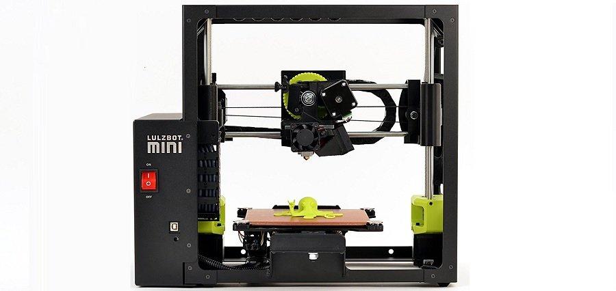 luzbot mini 3d printer