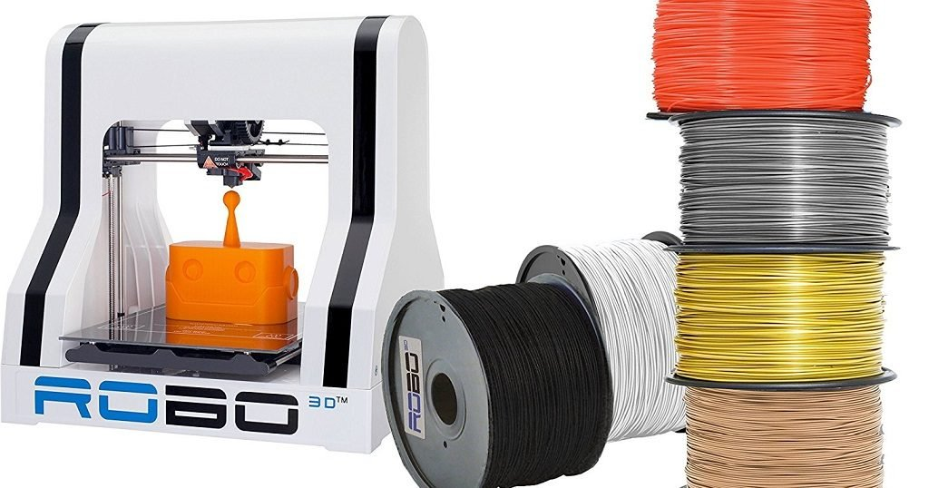 robo r1 plus 3d printer