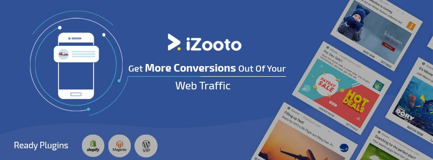 Izootoo webpush notification