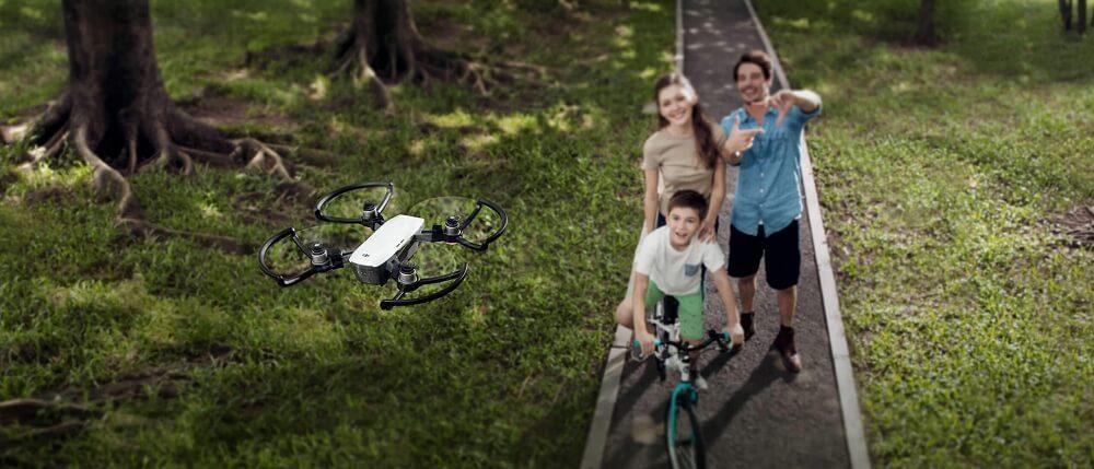 DJI Spark pocket drone