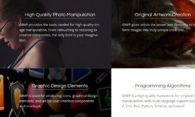 GIMP program