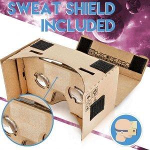Google Cardboard 3D Virtual Reality