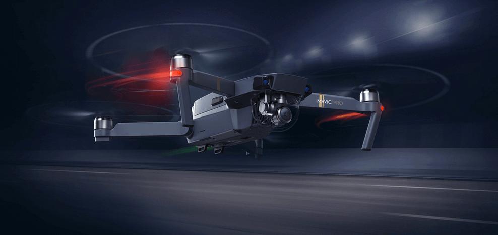 Mavic Pro pocket drone