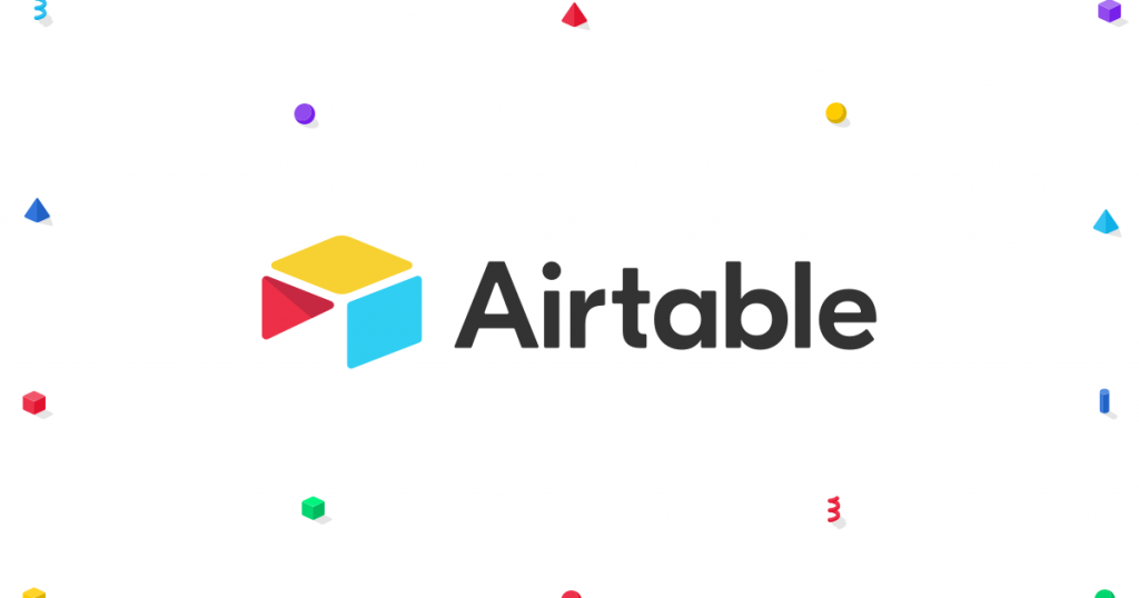 Airtable- spreadsheet software