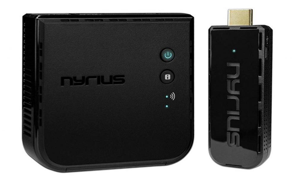 Nyrius ARIES Pro IPTV