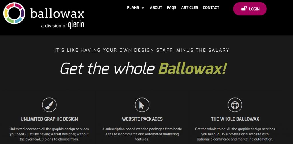Ballowax