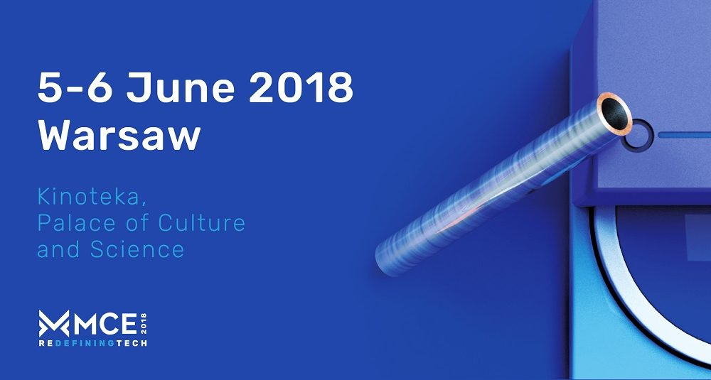 MCE 2018 Conference Europe