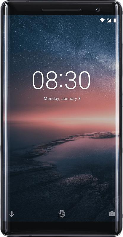 Nokia 8 Sirocco Phone
