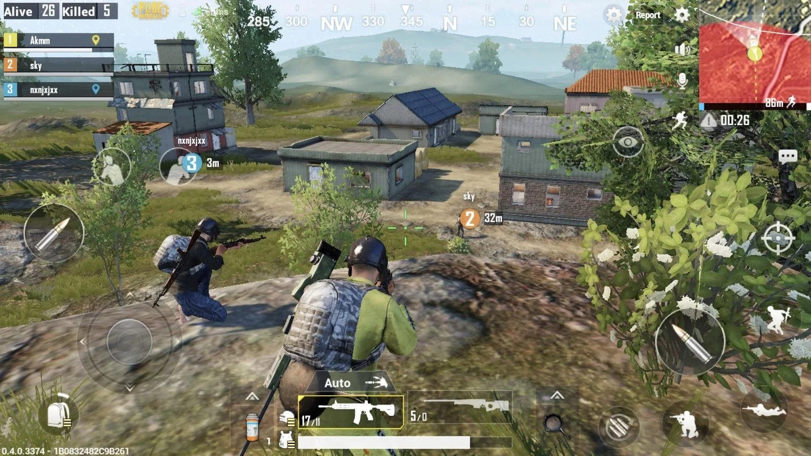 PUBG_mobile_gameplay