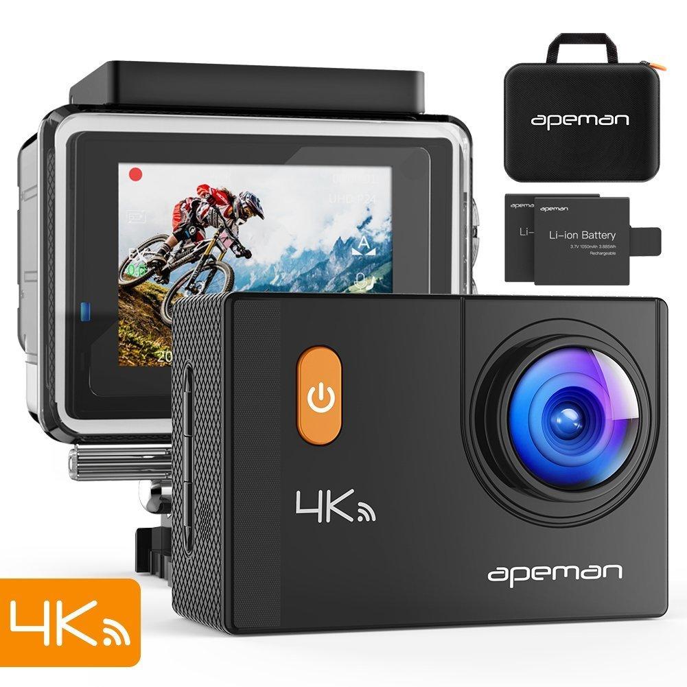 APEMAN 4K Action Camera
