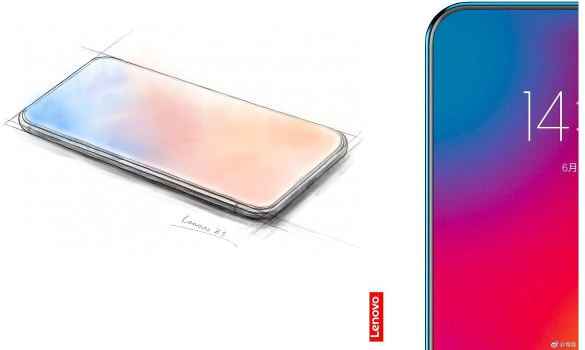 Lenovo Z5 No Notch Bezel Less Highest Screen To Body Ratio