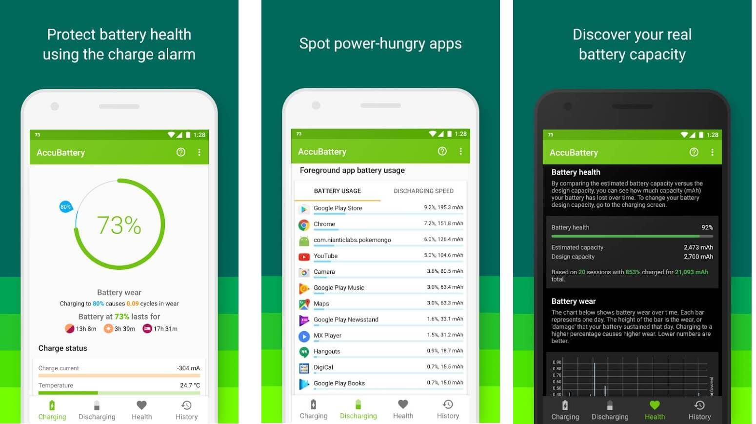 7 Best Battery Saver Apps For Android Battery Monitor Optimizer Power Saving Apps