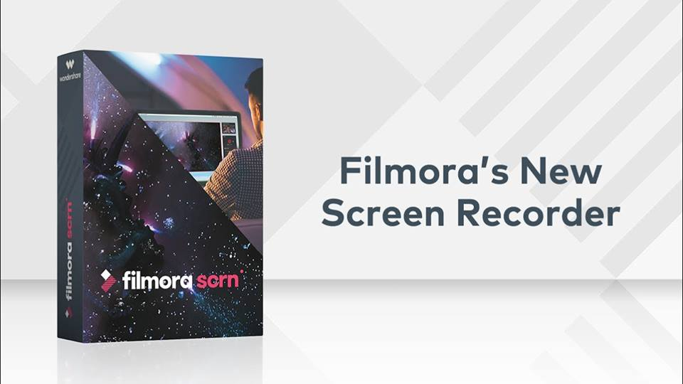 FilmoraScrn screen recorder