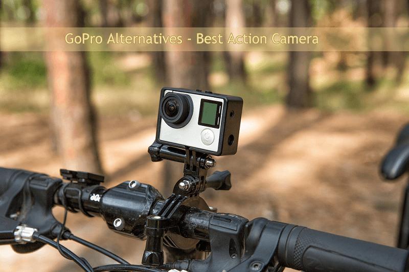 GoPro Alternatives - Best Smart Action Camera