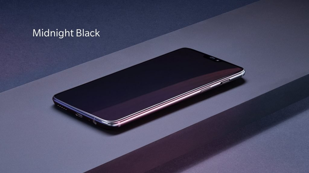 OnePlus 6 Midnight Black