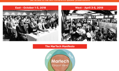 MarTech Tech Event Conference 2018