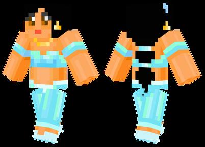 princess jasmine skin