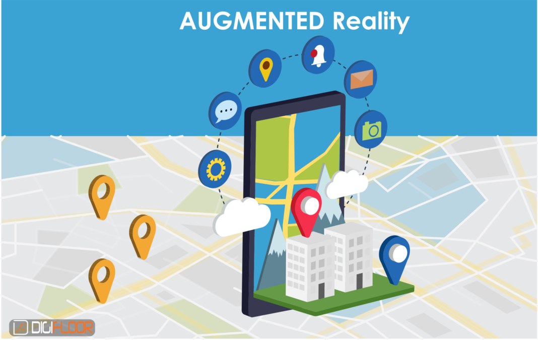 Best Augmented Reality App Development (AR SDK)