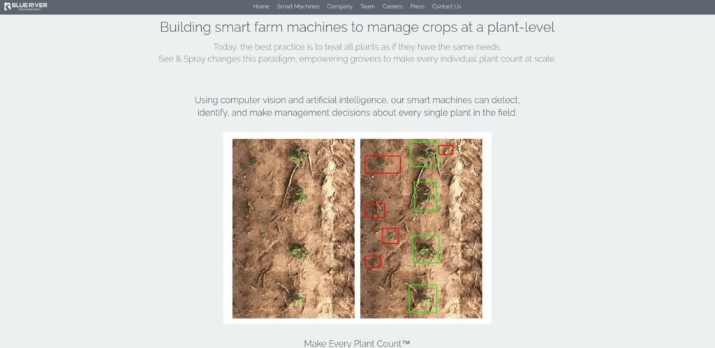 IoT startups in agriculture