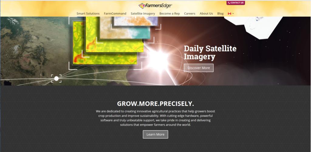 Farmers Edge IoT