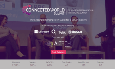 Connected World Summit 2018, London
