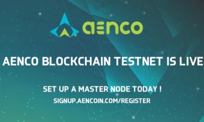 aenco blockchain testnet
