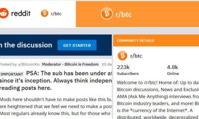 reddit cryptocurrency sub