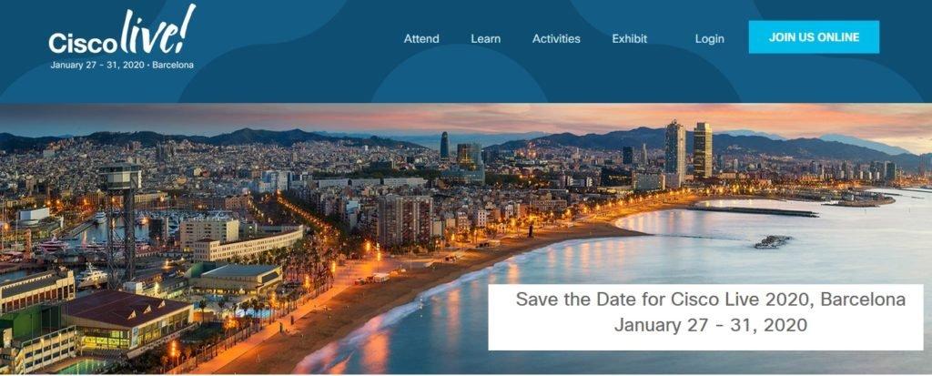cisco live EMEA 2020
