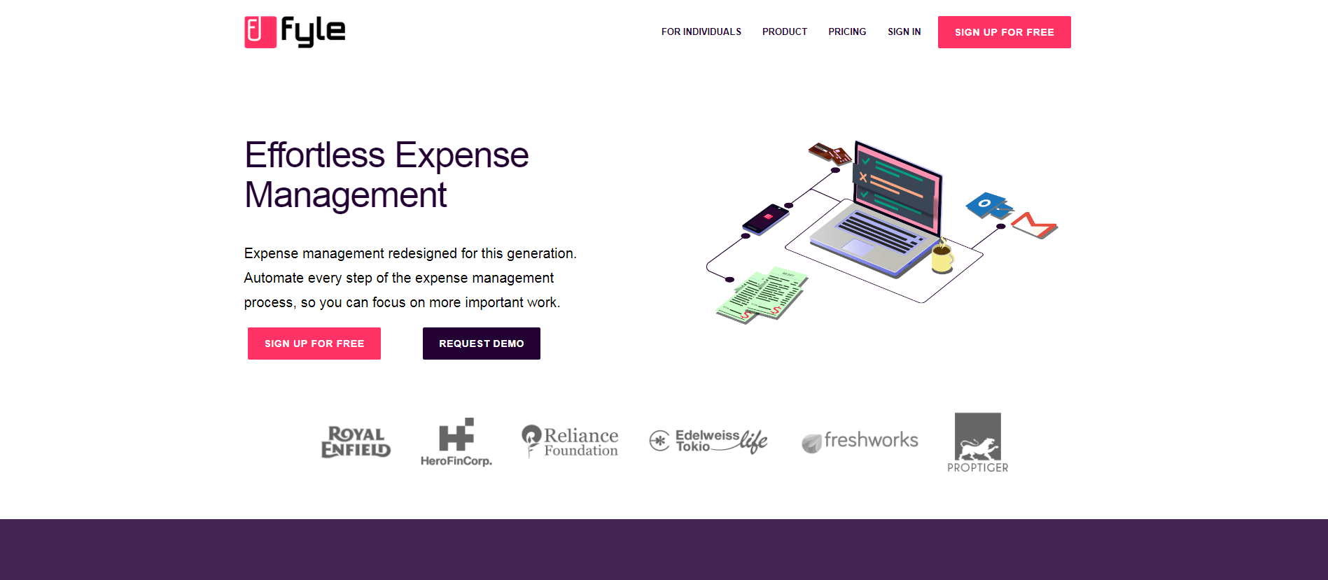 Fyle - Expense Management Software