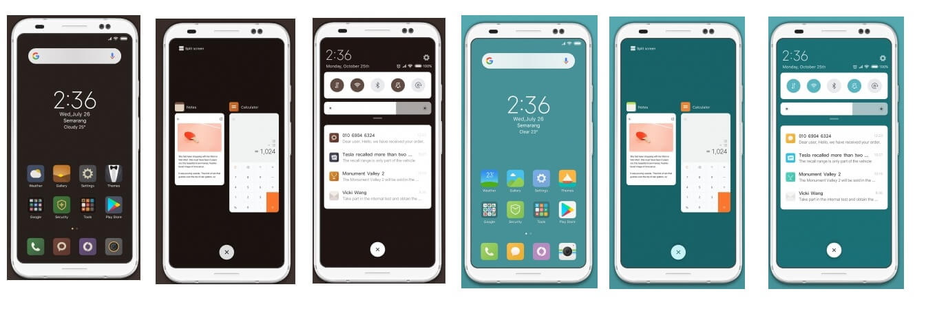 7 Best MIUI 10 Themes Handpicked for You - Download them Now