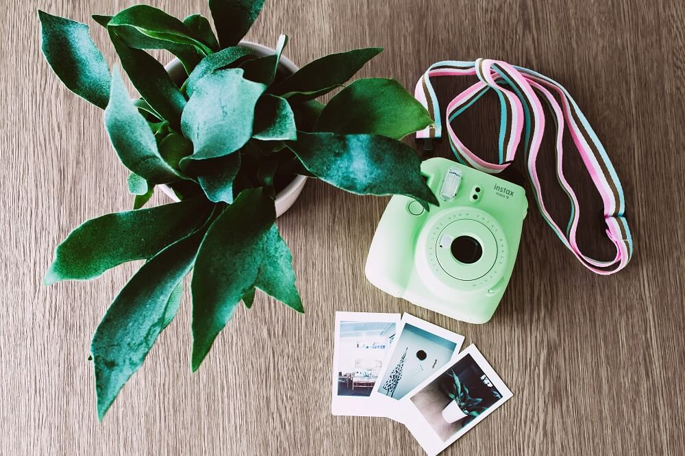 Best Instant Polaroid Camera of the Year