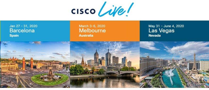 Cisco live 2020
