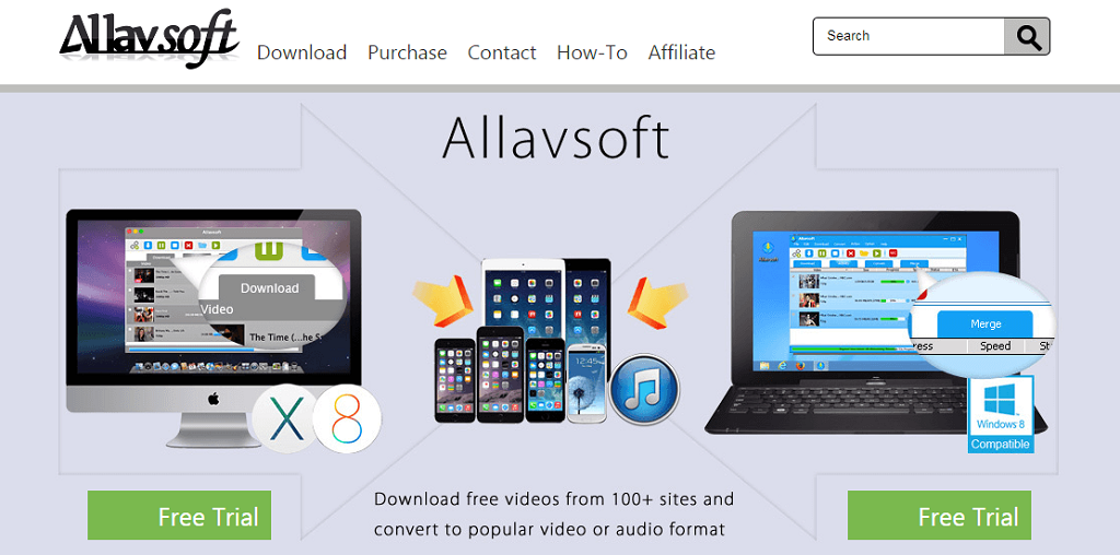 Allavsoft Video Converter