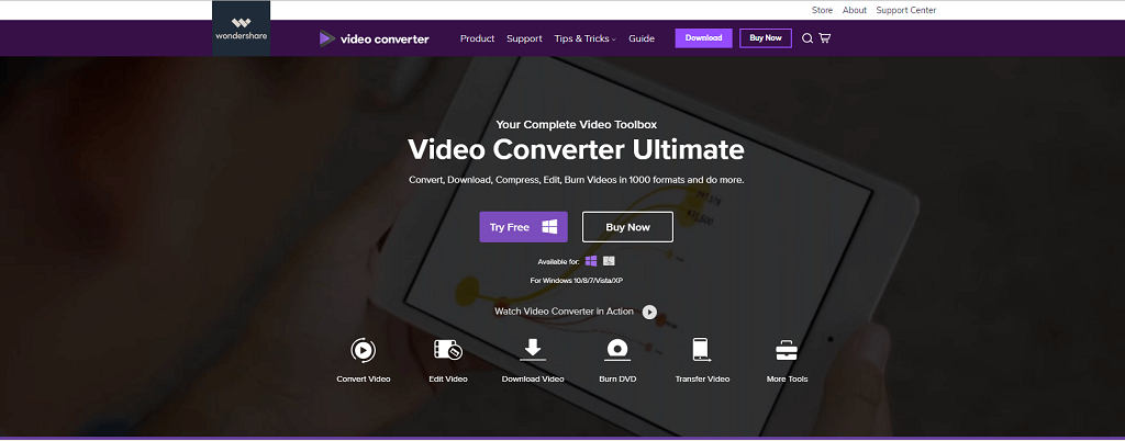 Wondershare Video Converter
