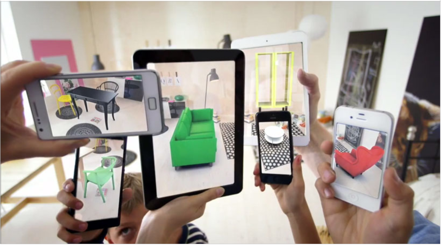 ochelari realitate augmentata Apple