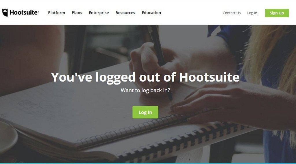 log-in-to-hootsuit