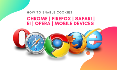 How to Enable Cookies in Chrome-Firefox-Safari-IE-Opera Browser