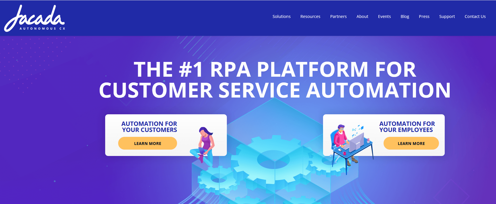 Jacada RPA Platform