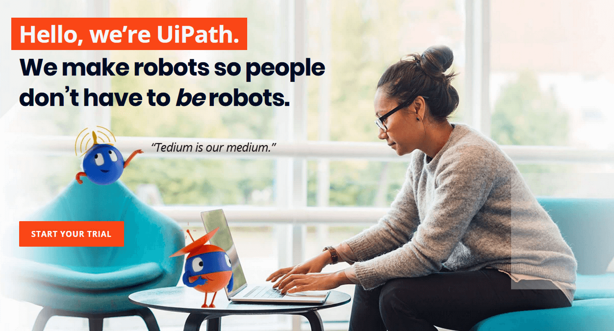 UiPath RPA Software