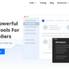 Helium10 amazon seller tools