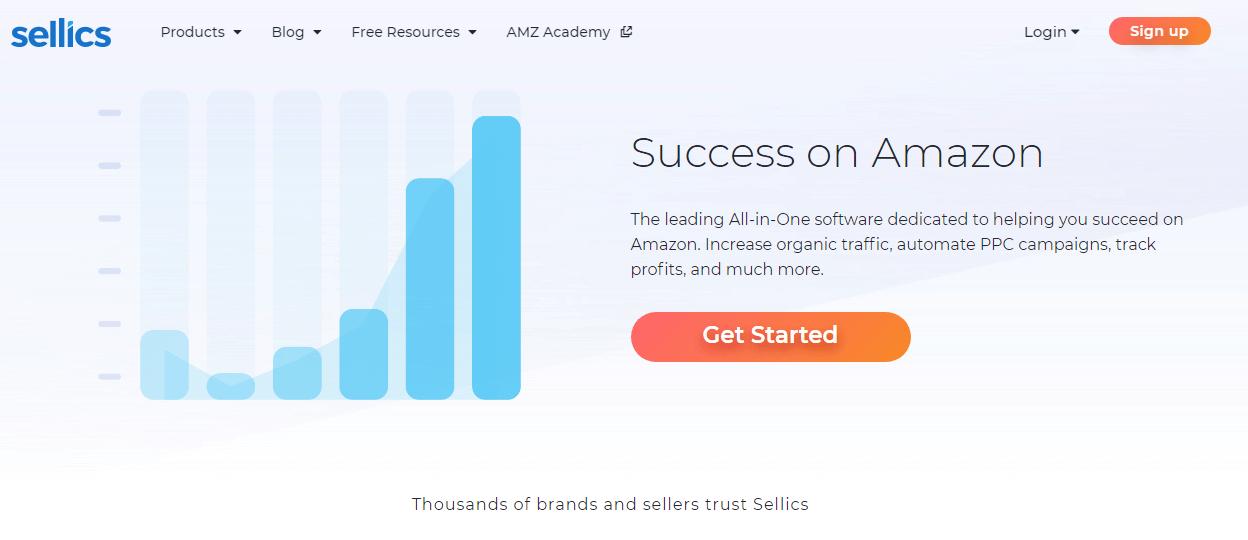 sellics-Best Amazon FBA Seller Software