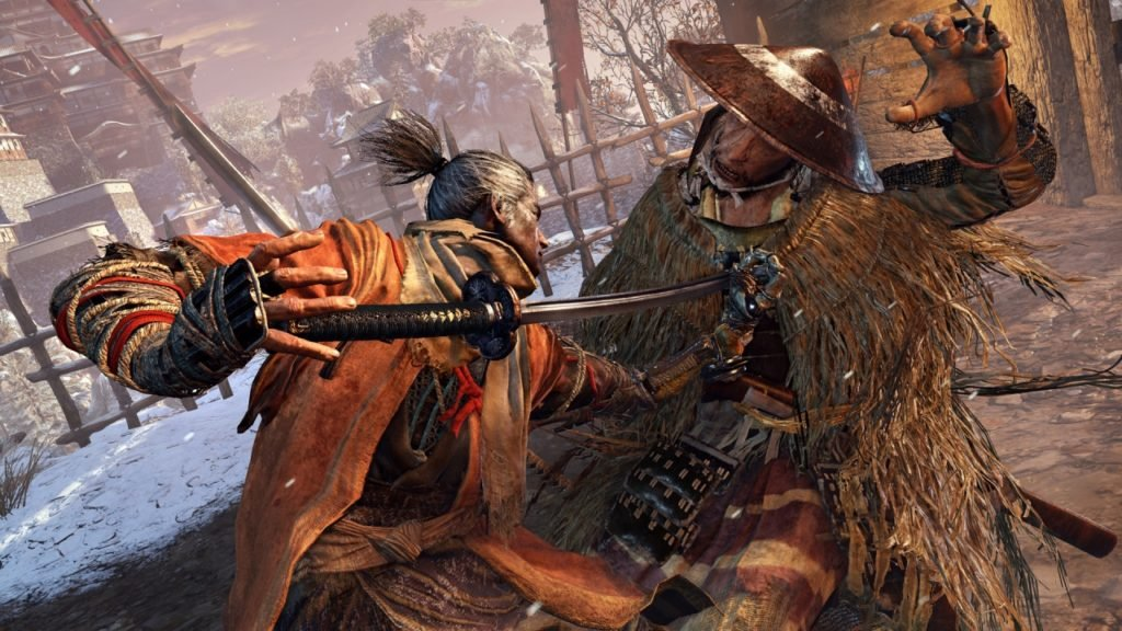 Sekiro the hardest game