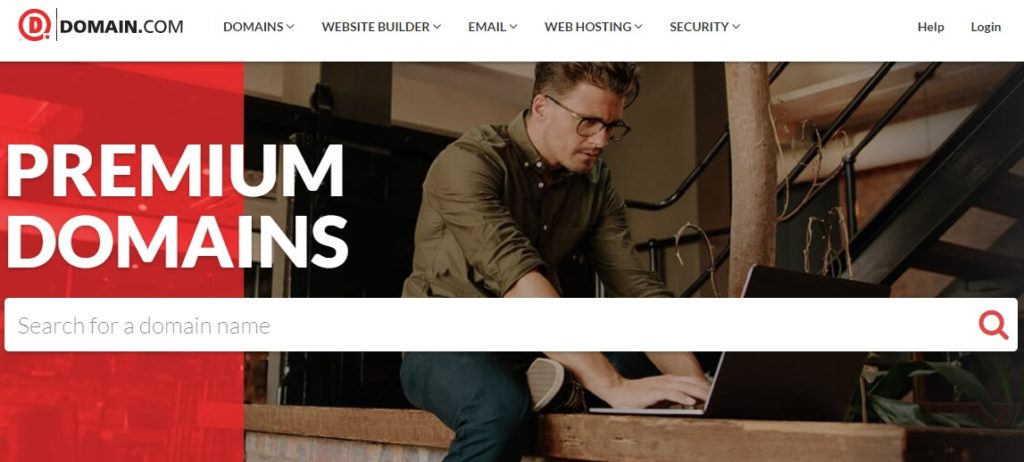 Domain.com premium name