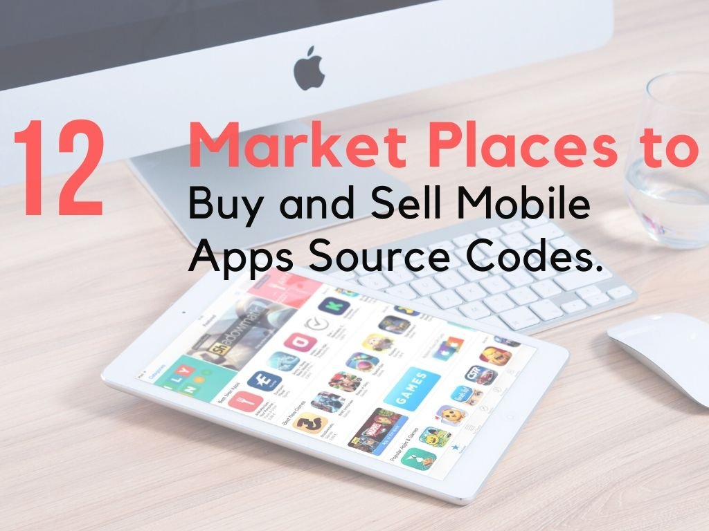 App source code marketplaces